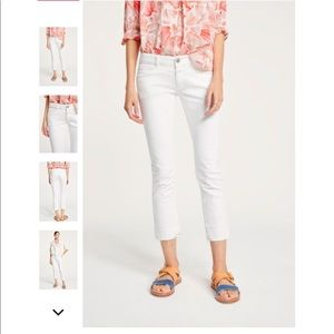 EUC!! Anthropologie CLOSED Starlet Cropped Jeans